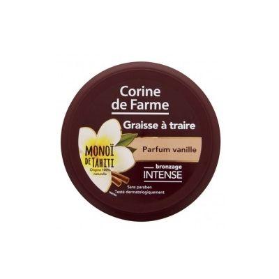 Découvrez le soin Graisse à Traire Bronzage Intense Vanille de Corine de Farme et lisez les avis sur Lucette.com !