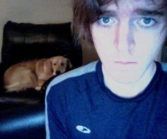 Shane Dawson....and his mom, brother, and dogs. :)