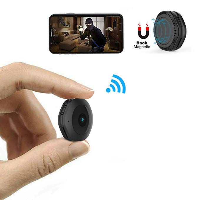 Mini Wifi Camera Mrsguo Spy Wireless Hidden Hd 1080p Portable Home