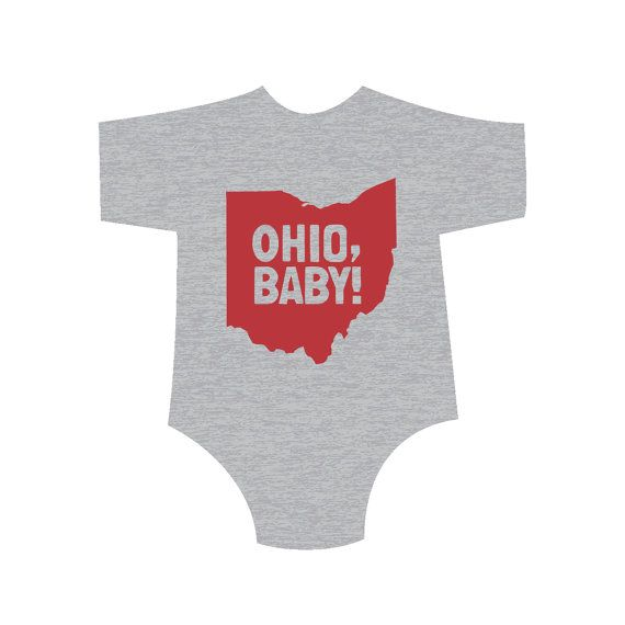 Even though my kids may not be born in Ohio....it will still be a part of them :): Kids Projects, Etsy, Kids Ideas, Kids Baby, Baby Kids Stuff, Kids Shirts Onesie, Ohio Baby, Kids Shirtonesi, Gray Ohio