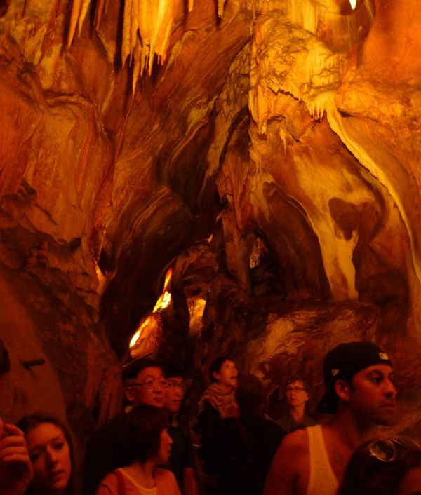Jenolan Caves are the most spectacular in the world! A tour through on of the dozens on show is an experience not to forget,