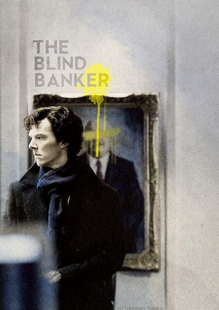 the blind banker was my fav episode