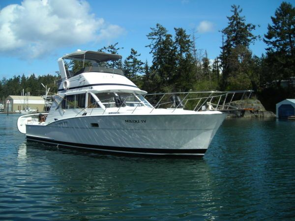 1982 Chris Craft Commander Sport Sedan Power Boat For Sale - www.yachtworld.com