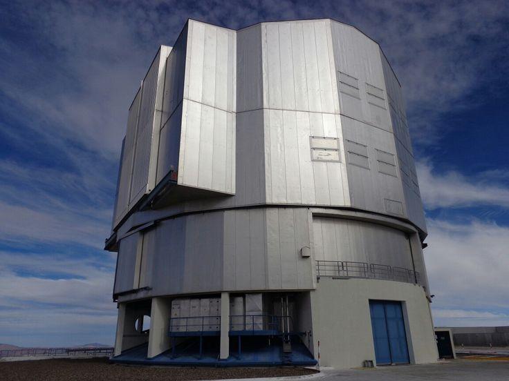 UT4 Yepun, VLT Observatorio Cerro Paranal, Chile