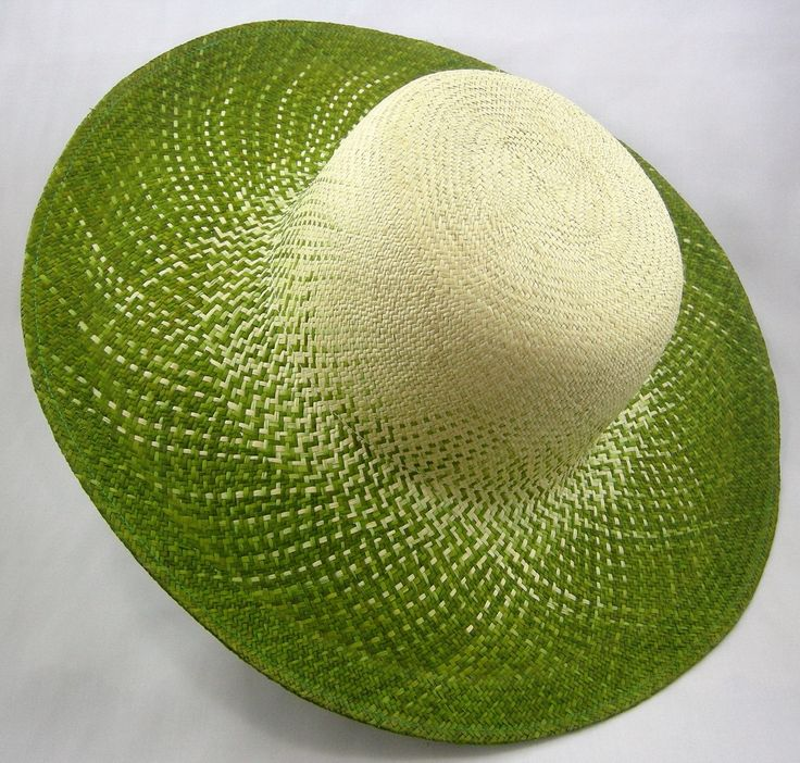 "Fade To Green ""Pava"" Womens Sun Hat - Bacano Bags and Hats"