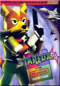 Player's Guide Star Fox N64 - Official Nintendo 64