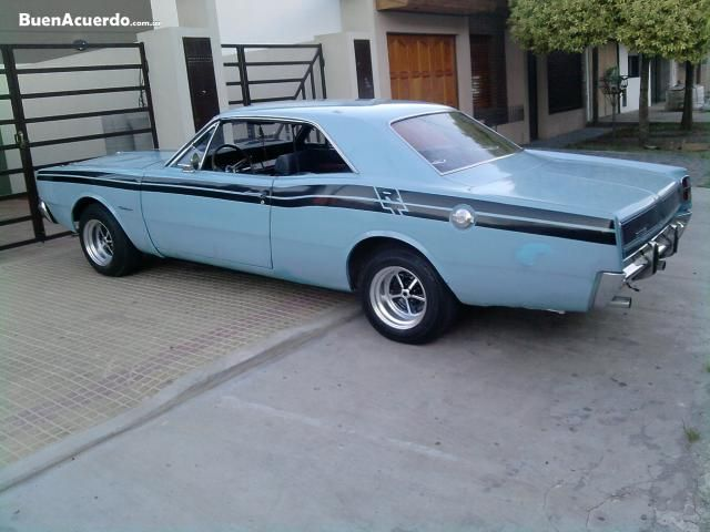 Another Dart/Valient variation is this Dogge Polara RT built in Argentina. This sporty coupe has the slant 6 engine.