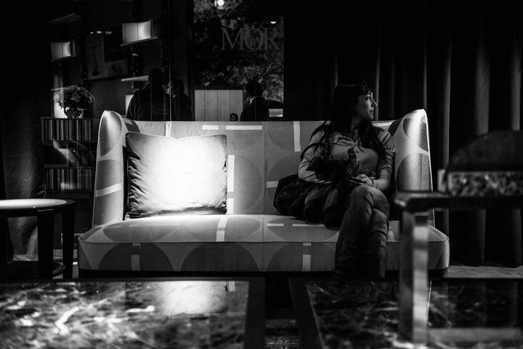 Flexform MOOD   DRAGONFLY sofa.