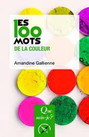 """Résultat de recherche d'images pour """"couleurs gallienne"""""""