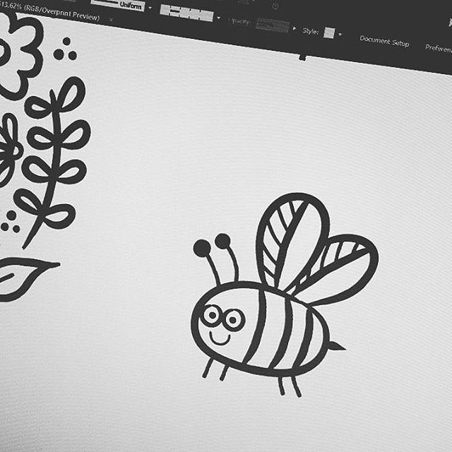Busy Bee :) Work in progress