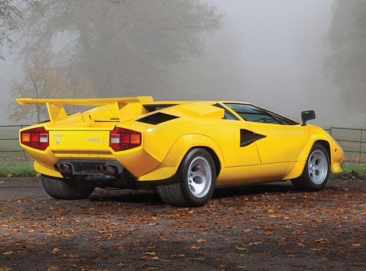 Lamborghini Countach LP400 S U00271981u201382