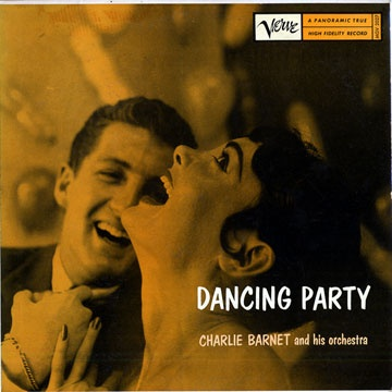 Dancing Party. Charlie Barnet and his orchestra. 1956