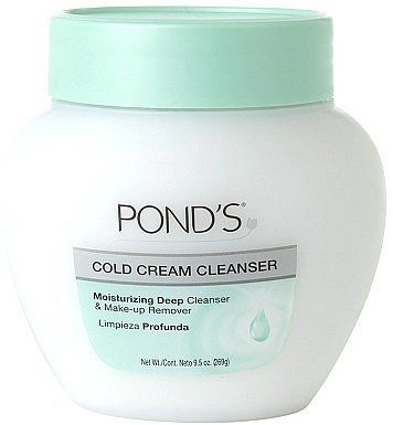 Pond's Cold Cream Cleanser and more iconic beauty products every woman should own.