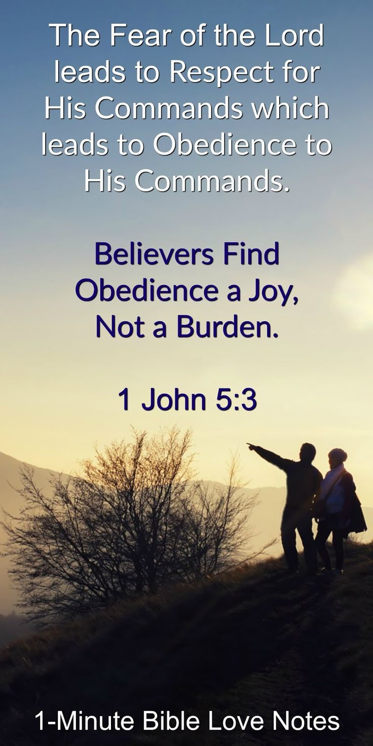 Obe nce to God Is a Joy Genuine Believers Obey Jesus Genuine believers have