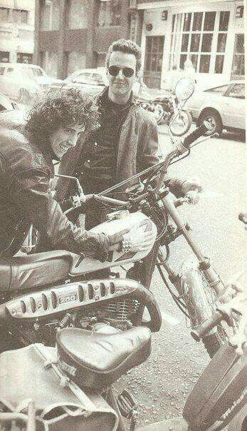 Joe and Mick
