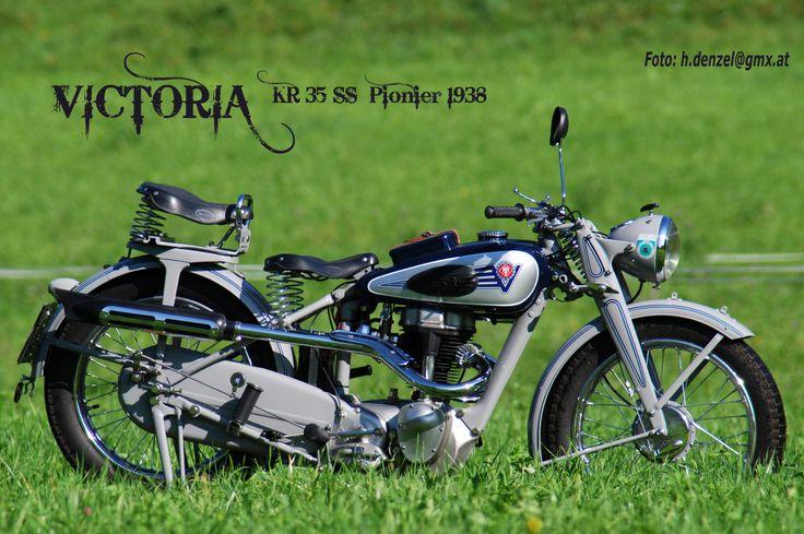Victoria KR 35 350 SS Pionier 1938