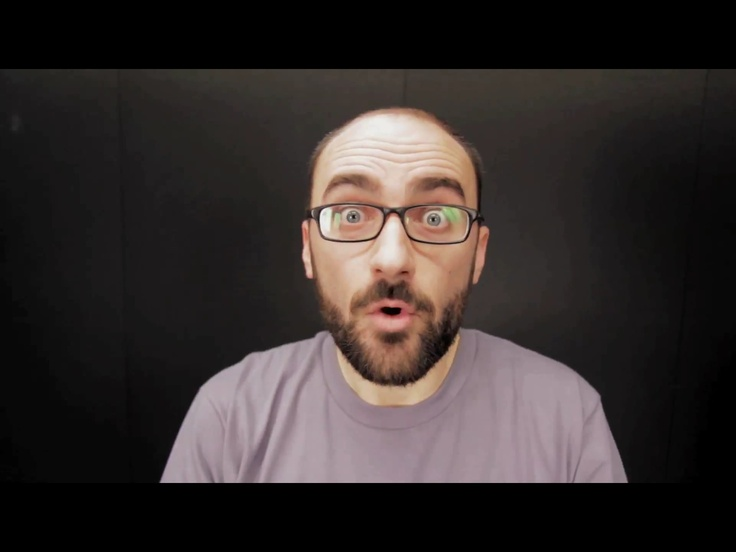 Michael Stevens, the creator of VSAUCE, has showed me a ...