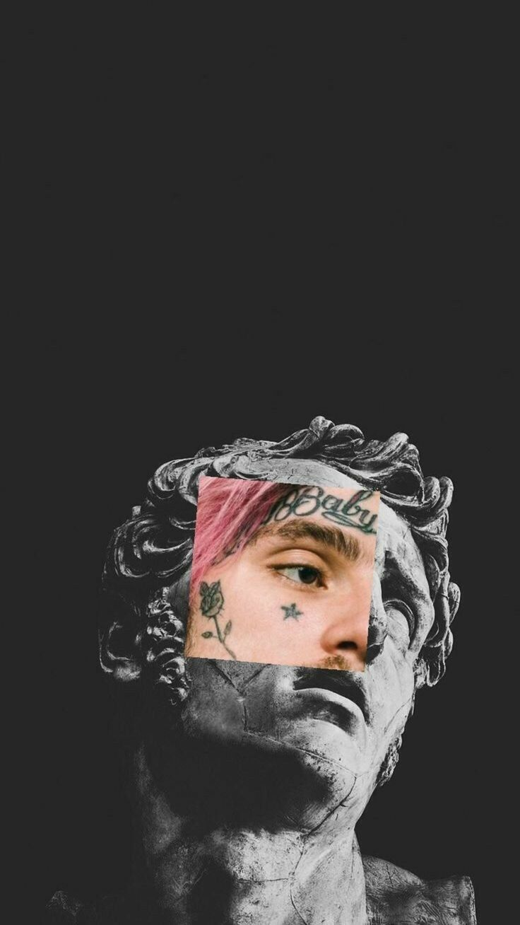 Lil Peep Cry Baby Hypebeast Wallpaper Aesthetic Wallpapers Aesthetic Iphone Wallpaper
