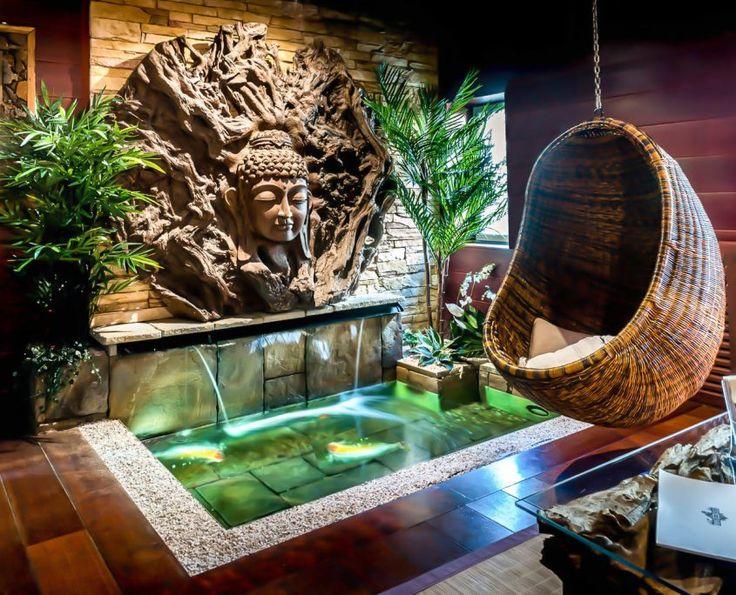 Partez en voyage dans cette sublime Suite romantique avec jacuzzi 2 places. Cette suite en duplex de 60 m2 vous offrira un véritable voyage au coeur de Bali