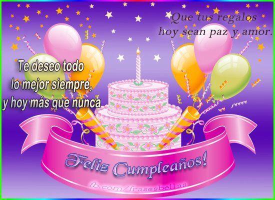 Happy Birthday Para Mi Prima