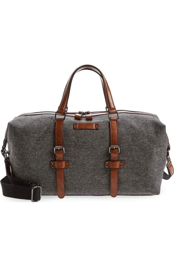 ted baker duffle