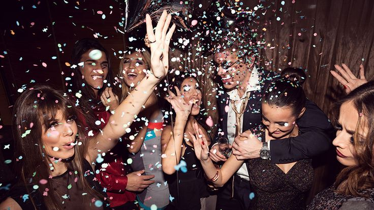 20 Easy, Festive New Year's Eve Party Ideas | StyleCaster