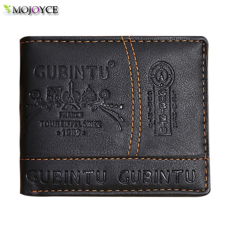 $2.98 (Buy here: https://alitems.com/g/1e8d114494ebda23ff8b16525dc3e8/?i=5&ulp=https%3A%2F%2Fwww.aliexpress.com%2Fitem%2FPromotion-New-Mens-Leather-Bifold-Slim-Wallet-Purse-Driver-s-License-Id-Wallet-Credit-Card-Receipt%2F32706201617.html ) Promotion New Mens Leather Bifold Slim Wallet Purse Driver's License Id Wallet Credit Card Receipt Holder Id Window Top PU for just $2.98