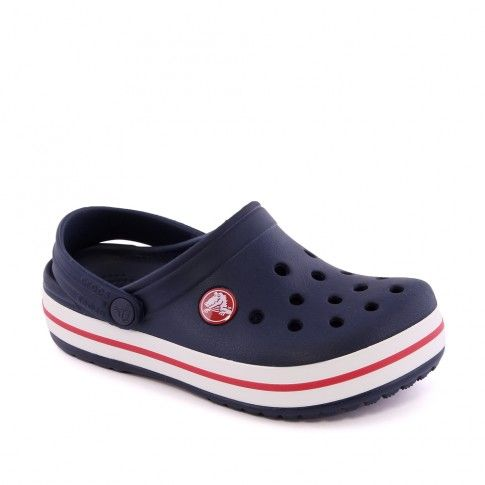 Sandale plaja Crocband Kids Navy - #Crocs