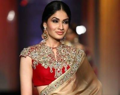 sleeveless saree blouse boat neck - Google Search