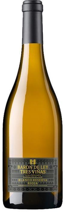 Barón de Ley 3 Viñas 2010 D.O. Rioja - Descuentos por Volumen www.entrecow.com