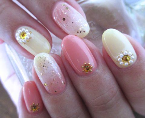 32 Beautiful Korean Nail Art Designs for 2015