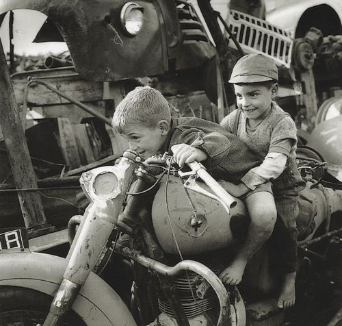 "Eduardo Gageiro - ""The Fascination of Two Wheels"", Portugal, Undated"