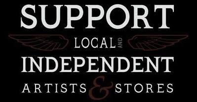 #supportyourlocal