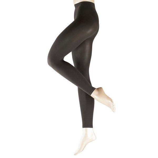 Damen Leggings Warm Deluxe 80 den | FALKE