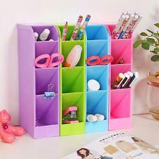 Plastic Organizer Aufbewahrungsbox für Tie BH Sock Schublade Kosmetik Divider RW