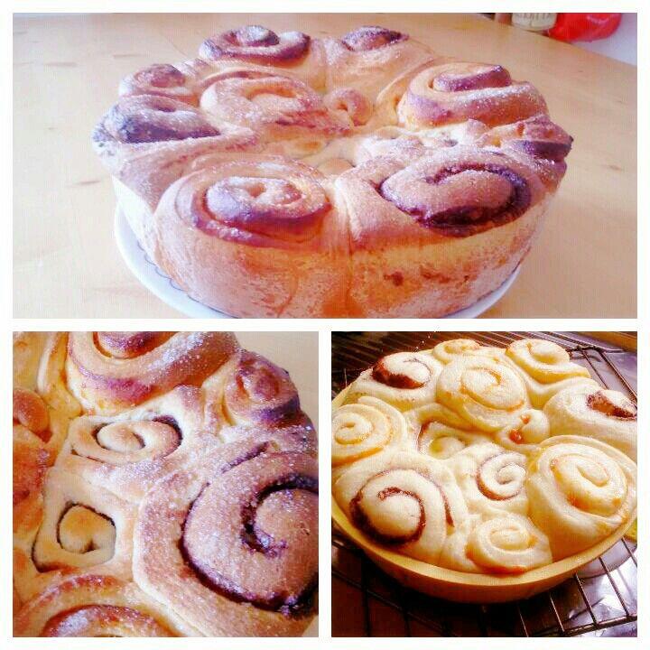 Ricetta torta di rose Presa da youtube le' ricette di alice'.
