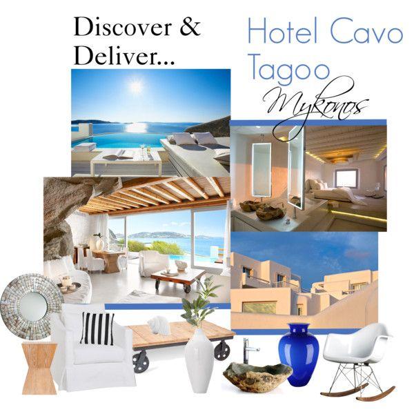 Hotel Cavo Tagoo... Mykonos