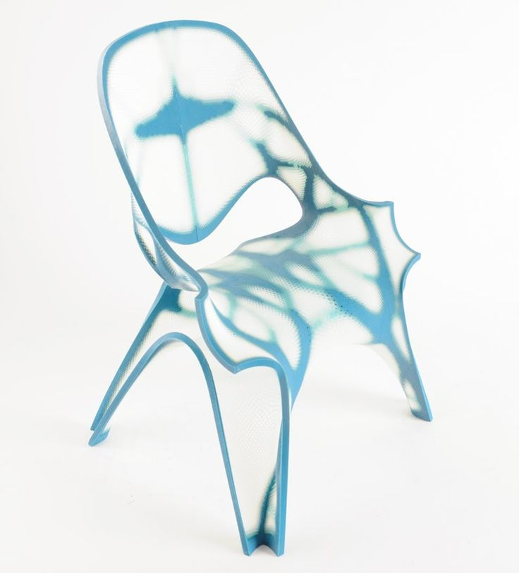 The Evolution of the 3D Printed Zaha Hadid Chair