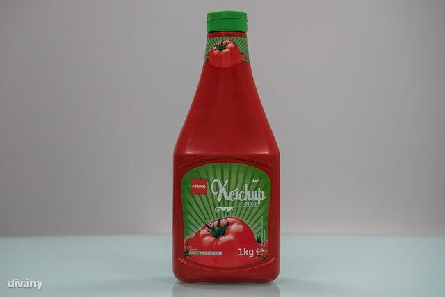 Penny sajátmárkás ketchup