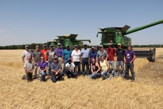 International industry personnel travel to US for wheat milling course