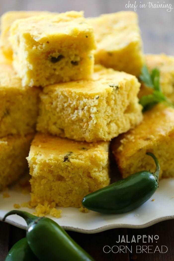 Jalapeño Corn Bread | Recipe | Traditional, The o'jays and Corn bread