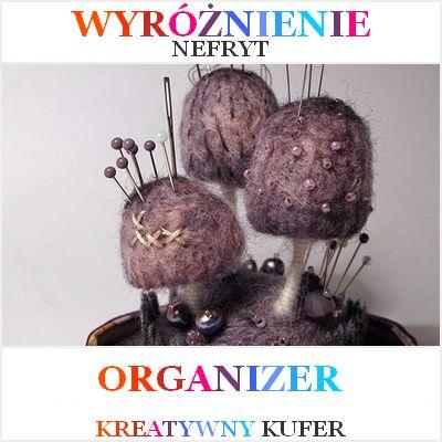 Wyniki Wyzwania Tematycznego - Organizer   Kreatywny Kufer