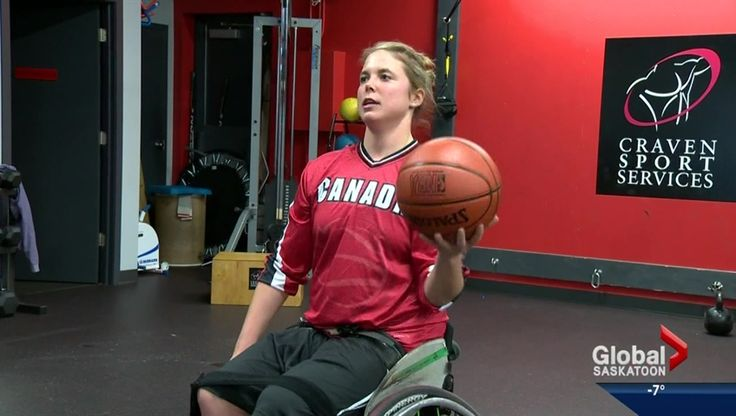Erica Gavel is a Canadian 4.5 point wheelchair basketball player who won a silver medal at the 2015 Parapan American Games in Toronto. In 2016, she was selected as part of the team for the 2016 Summer Paralympics in Rio de Janeiro.