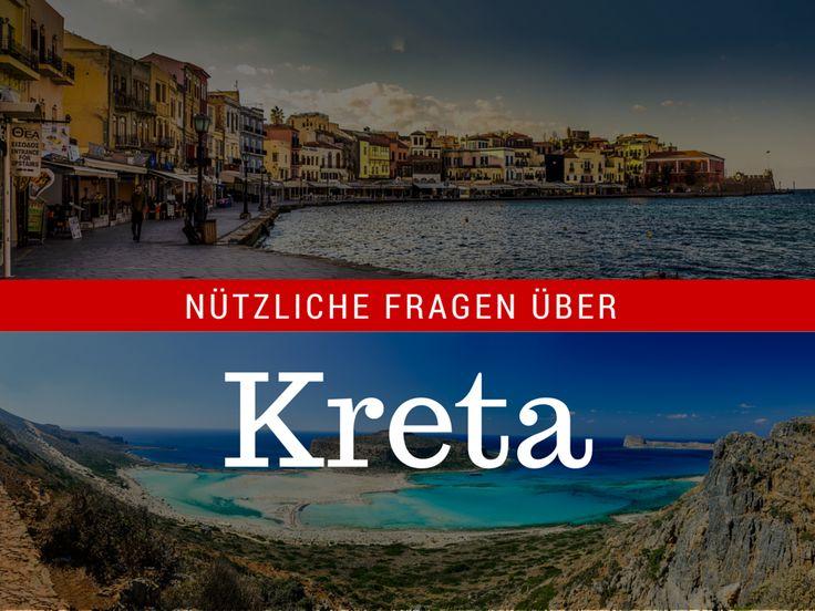 Informationen über #Kreta – Nützliche Fragen die Sie niemals über Kreta gestellt haben http://www.e-mietwagenkreta.de/blog/kreta-info-nuetzliche-fragen/