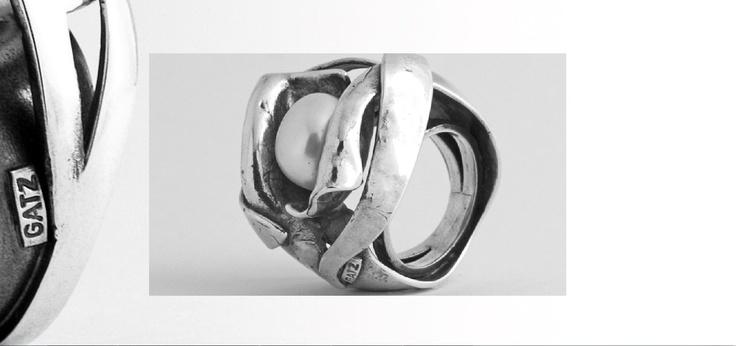 GATZ  Uma das minhas marcas de joias preferidas.