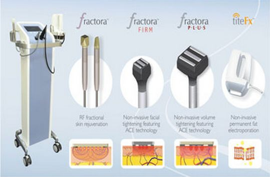 Fractora Skin Treatments - Snowberry Lane