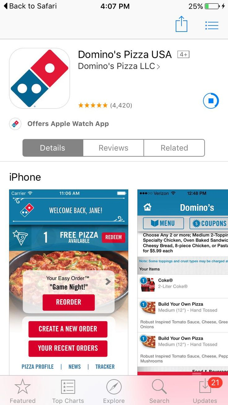Dominos pizza coupons retailmenot - The Domino S Pizza App Is Rated Higher Than Any Other App I Ve