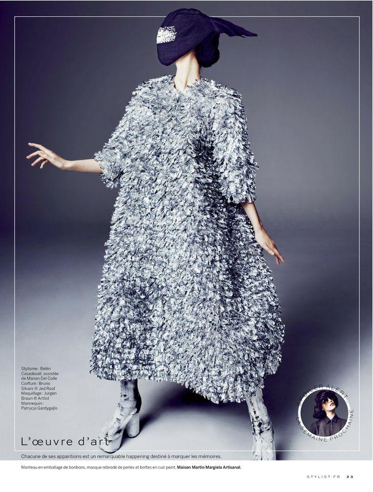 visual optimism; fashion editorials, shows, campaigns & more!: a la fiche: patrycja gardygajlo by marcin tyszka for stylist france #013 11th july 2013