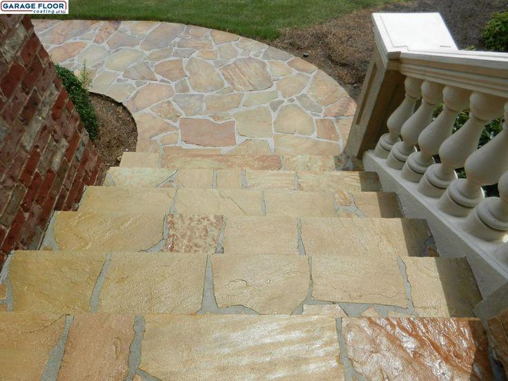 Exterior Epoxy Floor Coatings Concrete Repairman s Coating