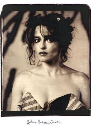 Helena Bonham Carter qui n'est autre que Mira de Livaray, mère de Léphyria Crow de Livaray